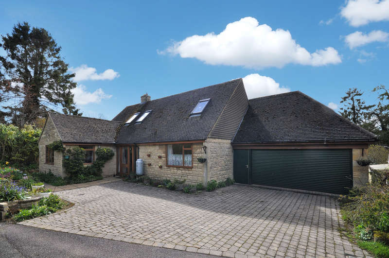 5 Bedrooms Detached House for sale in Jacobs Yard, Middle Barton