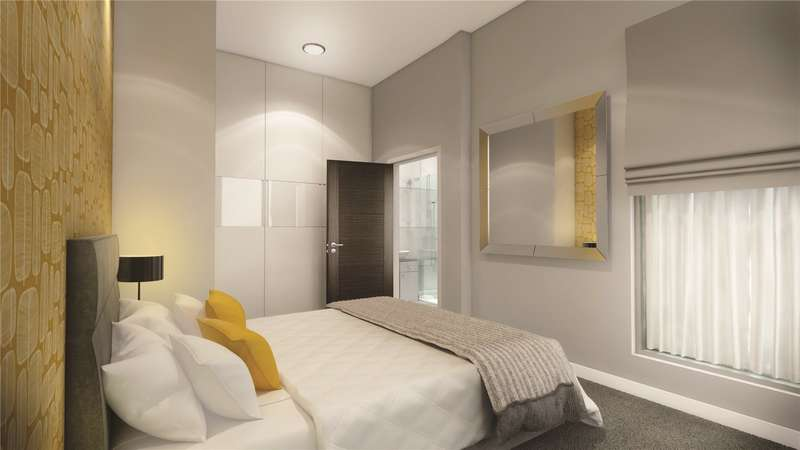 1 Bedroom Apartment Flat for sale in Dollis Mews, Dollis Park, Finchley Central, London, N3
