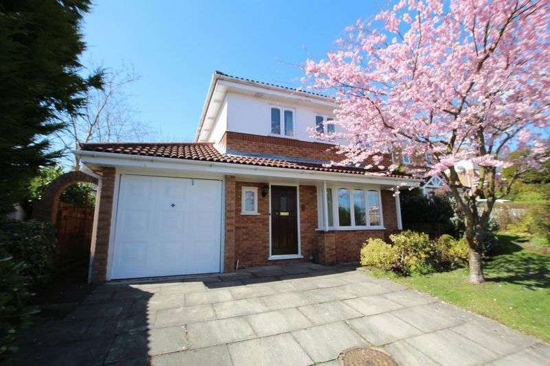 4 Bedrooms Detached House for rent in Lawrence Close, Norden, Rochdale OL12 7PJ