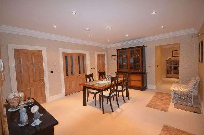 2 Bedrooms Flat for sale in Apartment 7 Singleton Hall, Poulton-Le-Fylde FY6 8LT