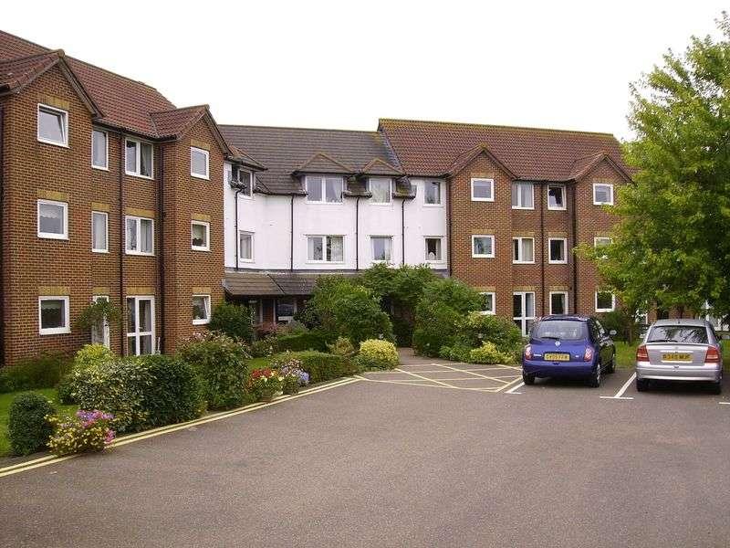 1 Bedroom Retirement Property for sale in Southdown Court, Hailsham, BN27 2AT