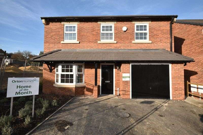 4 Bedrooms Detached House for sale in Benton Park, Horbury