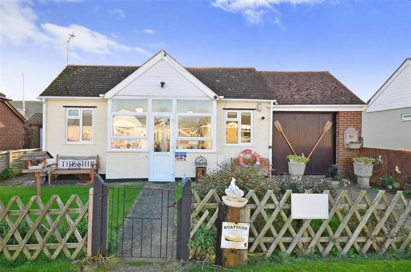 1 Bedroom Detached Bungalow for sale in Daytona Way, Herne Bay, Kent