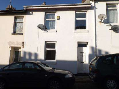2 Bedrooms Terraced House for sale in Torquay, Devon