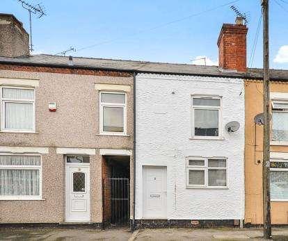 2 Bedrooms Terraced House for sale in Forster Street, Kirkby-In-Ashfield, Nottingham, Nottinghamshire