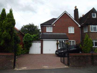 4 Bedrooms House for sale in Birmingham Road, Great Barr, Birmingham, West Midlands