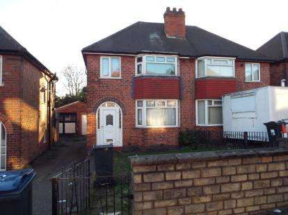 3 Bedrooms Semi Detached House for sale in Cranmore Avenue, Handsworth, Birmingham, West Midlands