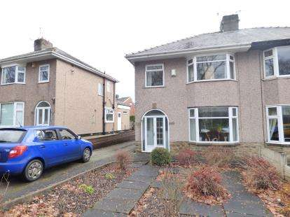 3 Bedrooms Semi Detached House for sale in Windermere Avenue, Burnley, Lancashire