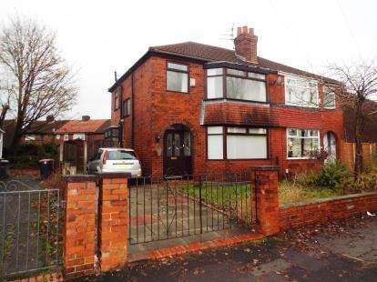 3 Bedrooms Semi Detached House for sale in Wilbraham Road, Worsley, Manchester, Greater Manchester