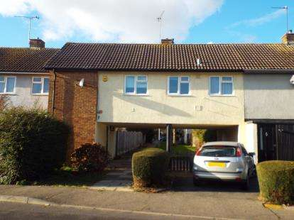 2 Bedrooms Maisonette Flat for sale in Fryerns, Basildon, Essex