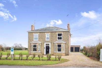 3 Bedrooms Detached House for sale in Marshland St. James, Wisbech, Norfolk