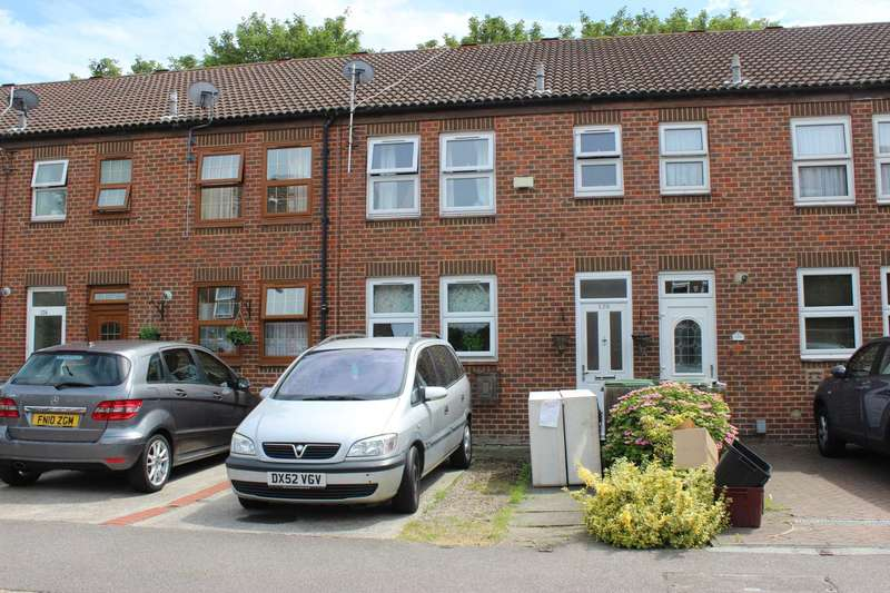3 Bedrooms House for sale in Fieldfare Road, Thamesmead West, SE28 8HP