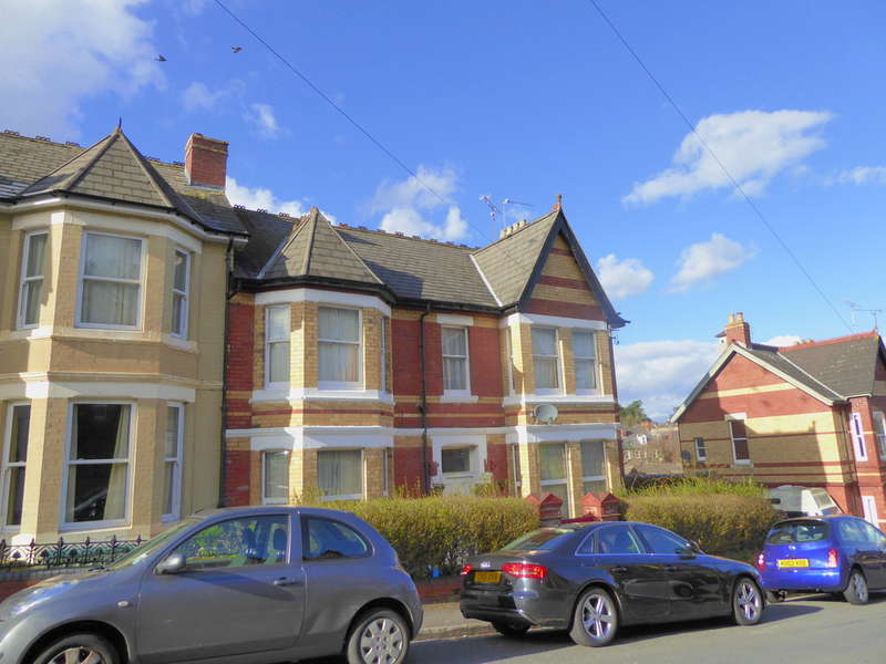 5 Bedrooms Semi Detached House for sale in Llanthewy Road