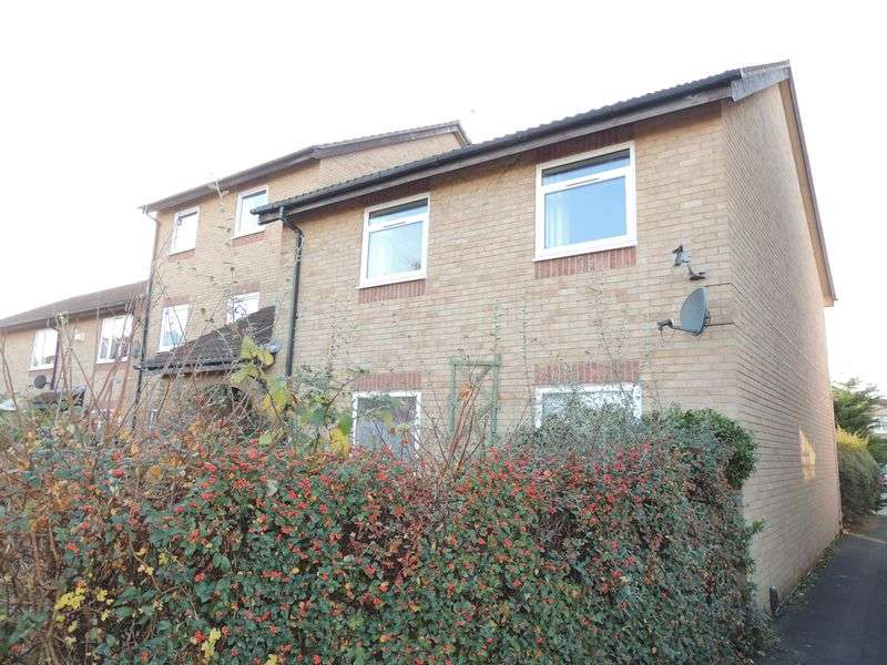 2 Bedrooms Flat for sale in Tindell Court, Longwell Green, Bristol