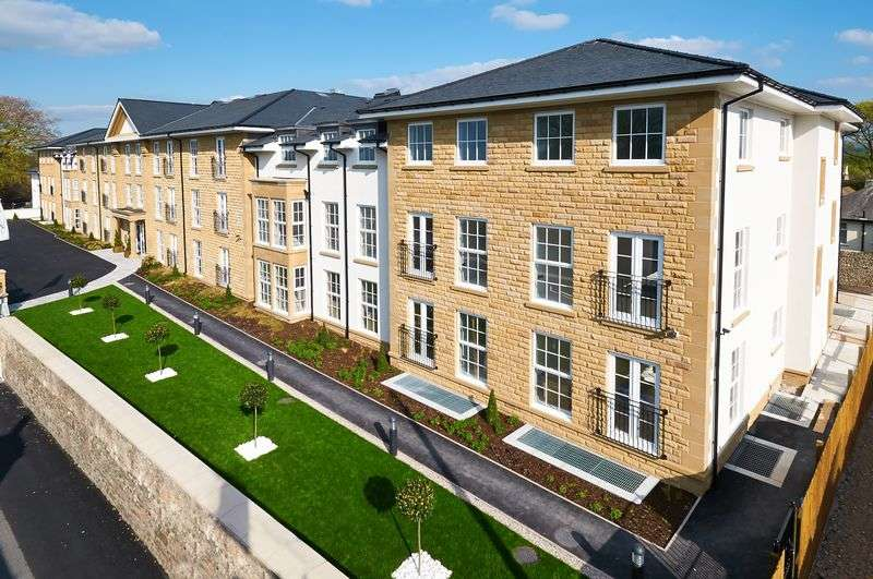 2 Bedrooms Flat for sale in Elms Hall, Bare, Morecambe
