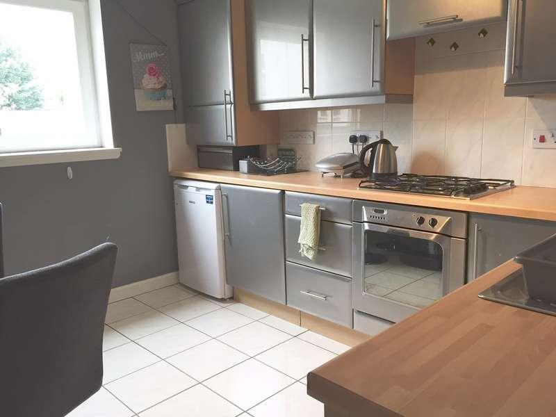 2 Bedrooms Apartment Flat for sale in Fraser Road, Aberdeen