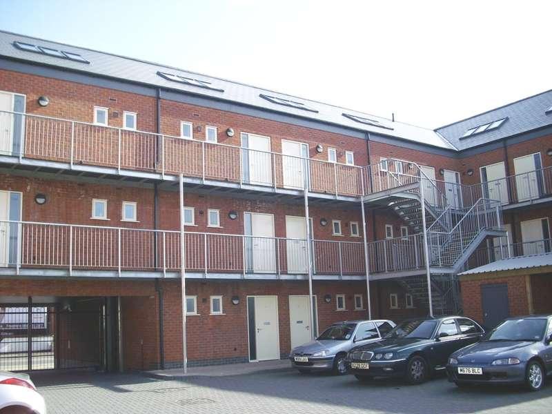 Studio Flat for sale in Villency Court, 62 Nottingham Road