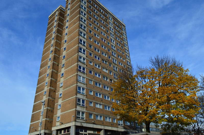 2 Bedrooms Apartment Flat for sale in Marlborough Towers, Leeds