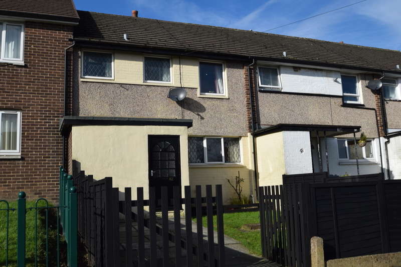 3 Bedrooms Terraced House for sale in Harewood Road, Oakworth