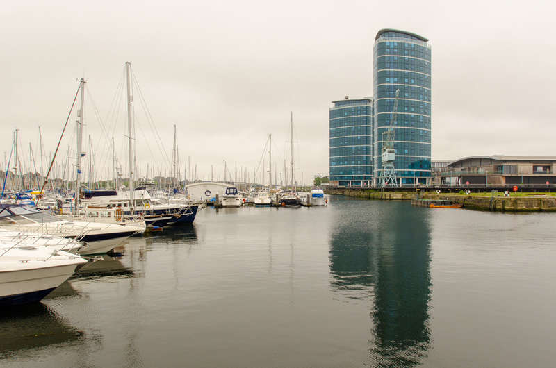 1 Bedroom Apartment Flat for sale in Chatham Quays, Dock Head Road, Chatham