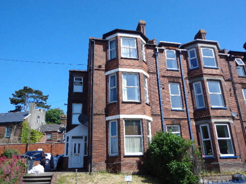 1 Bedroom Studio Flat for sale in Blackall Road, Exeter