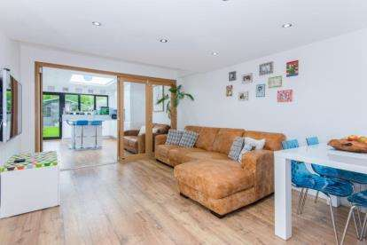 3 Bedrooms Semi Detached House for sale in Church Lane, Northaw, Potters Bar, Hertfordshire