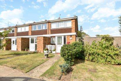 2 Bedrooms End Of Terrace House for sale in Ainsdale Close, Orpington, Kent