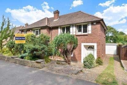 3 Bedrooms Semi Detached House for sale in Warren Road, Orpington