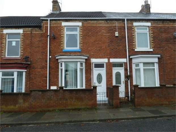 2 Bedrooms Terraced House for sale in East View Terrace, Shildon, Durham