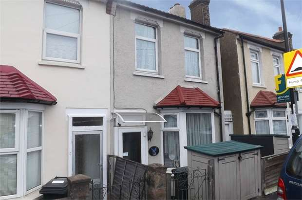 3 Bedrooms End Of Terrace House for sale in Bensham Lane, Thornton Heath, Surrey