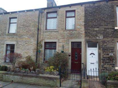 3 Bedrooms Terraced House for sale in Calf Hall Road, Barnoldswick, Lancashire, BB18