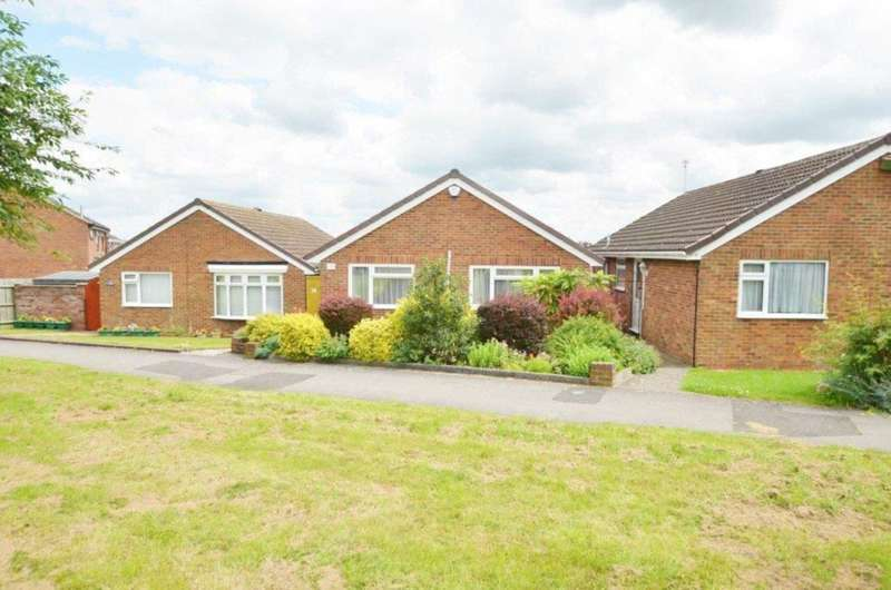 3 Bedrooms Bungalow for sale in Newport Pagnell