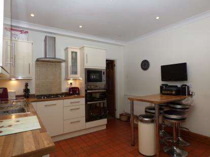 4 Bedrooms Detached House for sale in East Cowes, Isle Of Wight