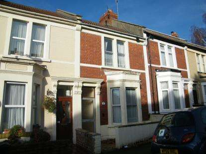 3 Bedrooms Terraced House for sale in Aubrey Road, Bedminster, Bristol