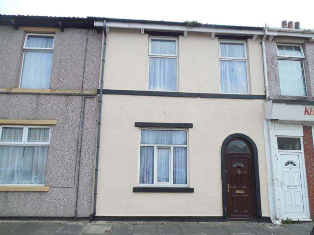 2 Bedrooms House for sale in North Albert Street, Fleetwood, Lancashire, FY7 6BJ