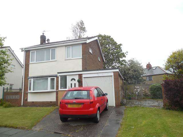 3 Bedrooms Detached House for sale in Fairholmes Way, Thornton Cleveleys, Lancashire, FY5 2SJ