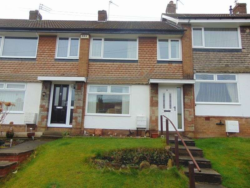 3 Bedrooms House for sale in Pendle Close, Walshaw Park, Bury