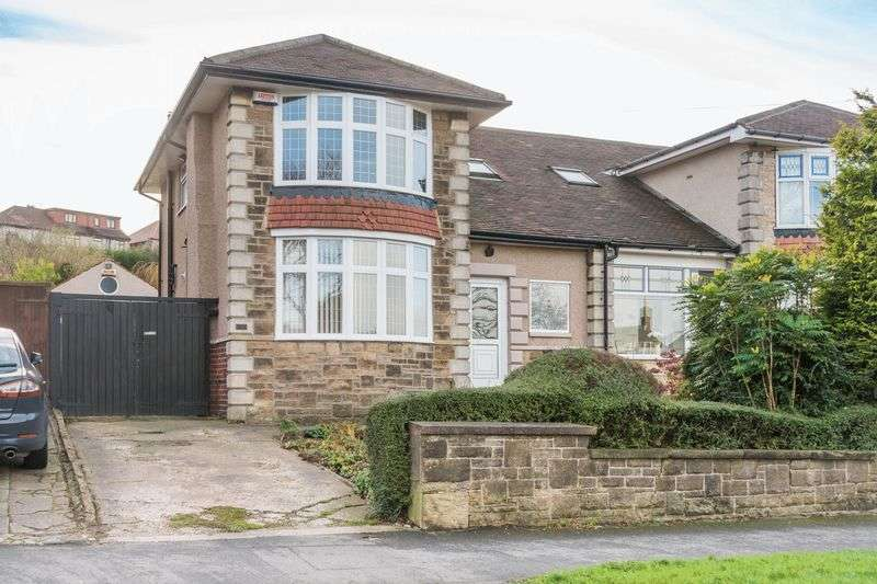 3 Bedrooms Semi Detached House for rent in Manchester Road - Crosspool - Stunning Garden