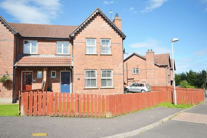 4 Bedrooms Semi Detached House for sale in Copperwood Drive, Carrickfergus