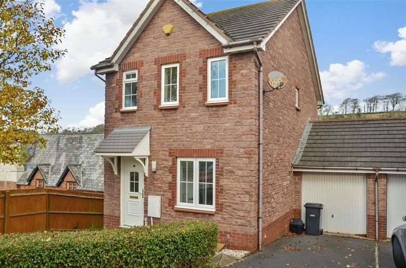 3 Bedrooms Detached House for sale in Brecon Close, Collaton St Mary, Paignton