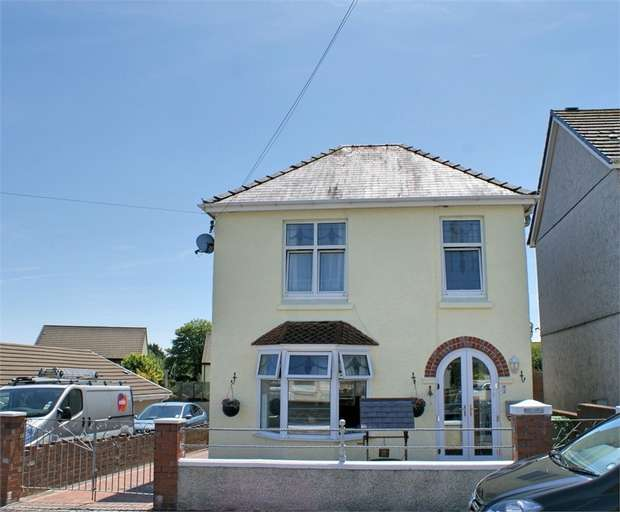 3 Bedrooms Detached House for sale in Bryn Avenue, Burry Port, Llanelli, Carmarthenshire