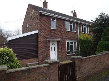 2 Bedrooms Semi Detached House for sale in Ringwood, Hampshire