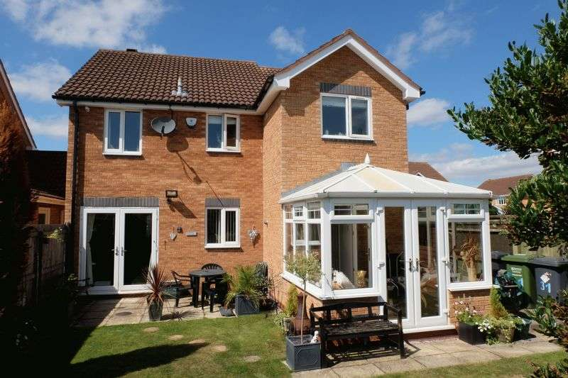 4 Bedrooms Detached House for sale in Steatite Way Stourport DY13 8PQ