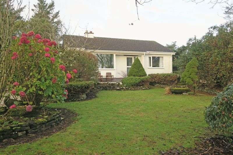 2 Bedrooms Detached Bungalow for sale in Rosecroft, Elgol, Isle Of Skye