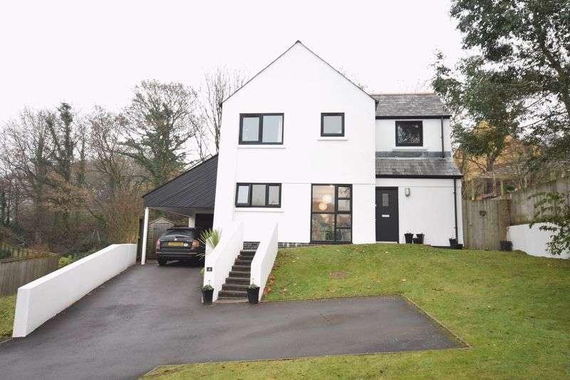 4 Bedrooms Detached House for sale in Duffryn Oaks Drive, Bridgend