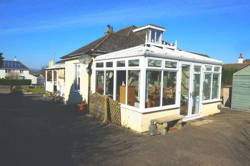 3 Bedrooms Detached Bungalow for sale in Liskeard Road, Callington