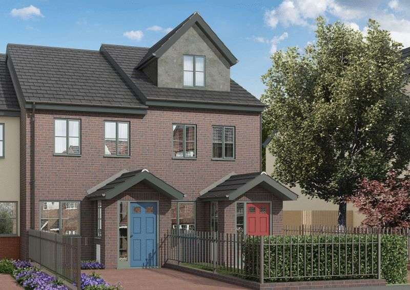3 Bedrooms Mews House for sale in PLOT 5 TULIP, CLEE MEADOWS, LADYSMITH RD, GRIMSBY