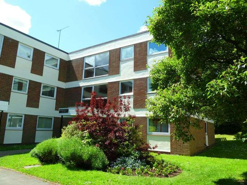 2 Bedrooms Flat for sale in Oulsnam Court, Wake Green Park, Moseley - TWO BEDROOM GROUND FLOOR WITH NO CHAIN!!