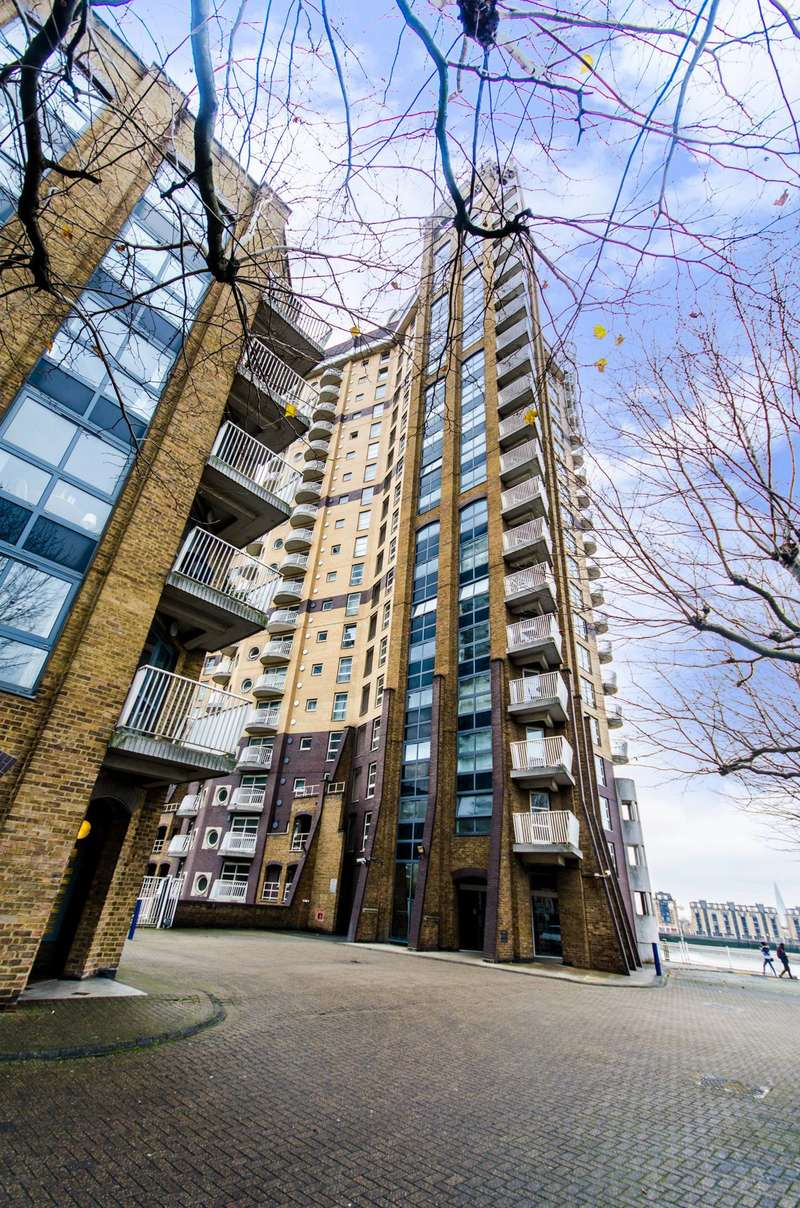1 Bedroom Flat for sale in Westferry Road, Canary Wharf, E14