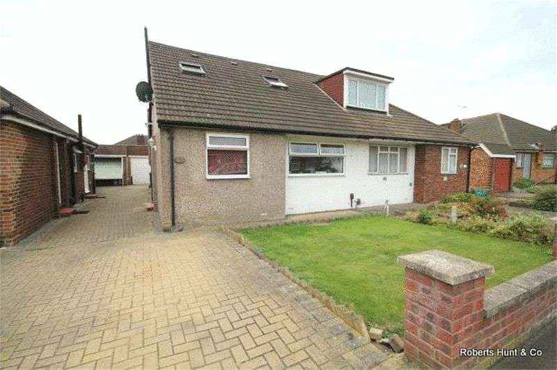 3 Bedrooms Semi Detached Bungalow for sale in BEDFONT